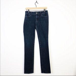 DL1961 High Rise Straight Leg Grace Denim Jeans 28